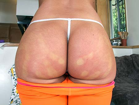 bangbros Hot Blonde With Big Ass Does Anal