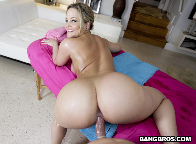 huge ass on alexis texas
