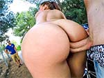 publicbang.com Banging A Big Juicy Ass In Public