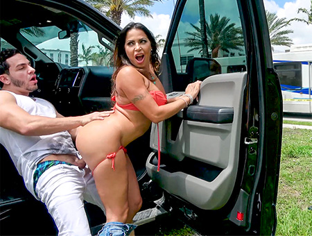 bangbros Julianna Vega Loves to Fuck in Public