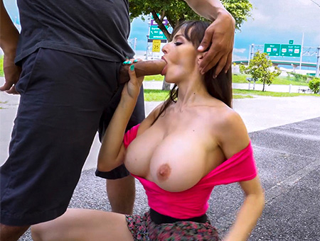 bangbros Lexi Having Wild Fun Around The City