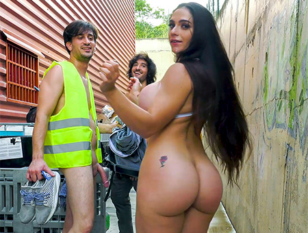 bangbros Marta La Croft Loves to Public Fuck