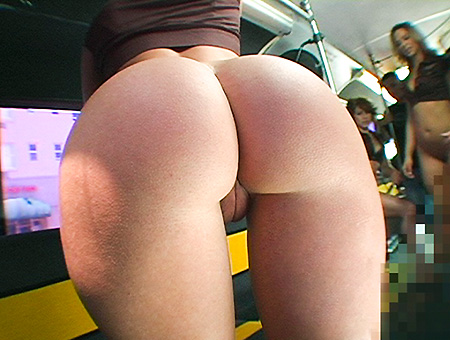 bangbros Ass and Titties On The BangBros Party Bus!