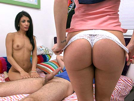 bangbros Stepmom threesome with the bf