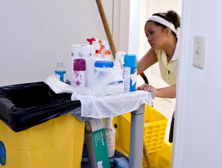 bangbros Housekeeper's double pleasure